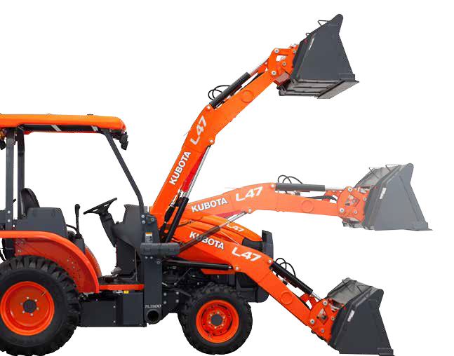Kubota Tractor Loader Forklift : Kubota l tlb price specifications features and images