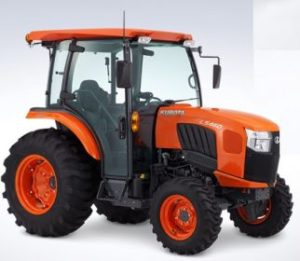 Kubota Grand L60 series L5460 Compact Tractor