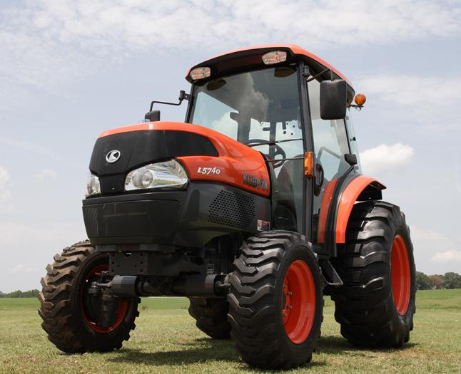 Kubota Tractor Batteries : 『kubota l 』manual attachments information pics and review