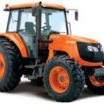 Kubota M108S Tractors