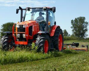 Kubota M110GX Tractors