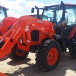 Kubota M126GX Tractors