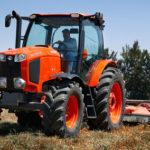 Kubota M series M135GX Tractor