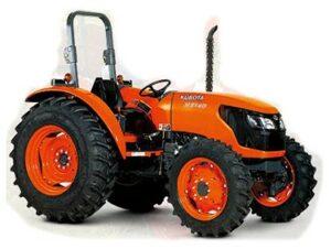 Kubota M5140 Tractor