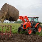 Kubota M6 series 111 Tractor