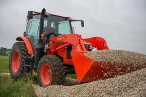 Kubota M6 series 131 Tractor