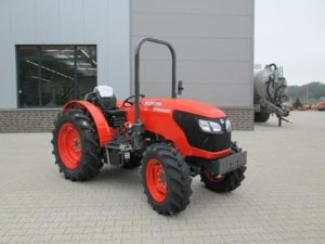 Kubota M6040 Nerrow Tractor