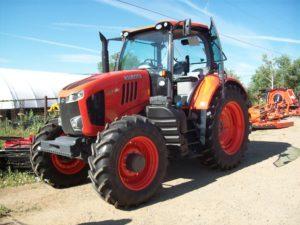 Kubota M7 series 151 Tractor