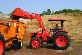 Kubota M7040 Tractor Hydraulic System