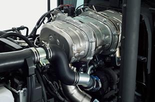 Kubota M7060 Tractor Engine