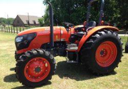 Kubota M7060 tractor Overview