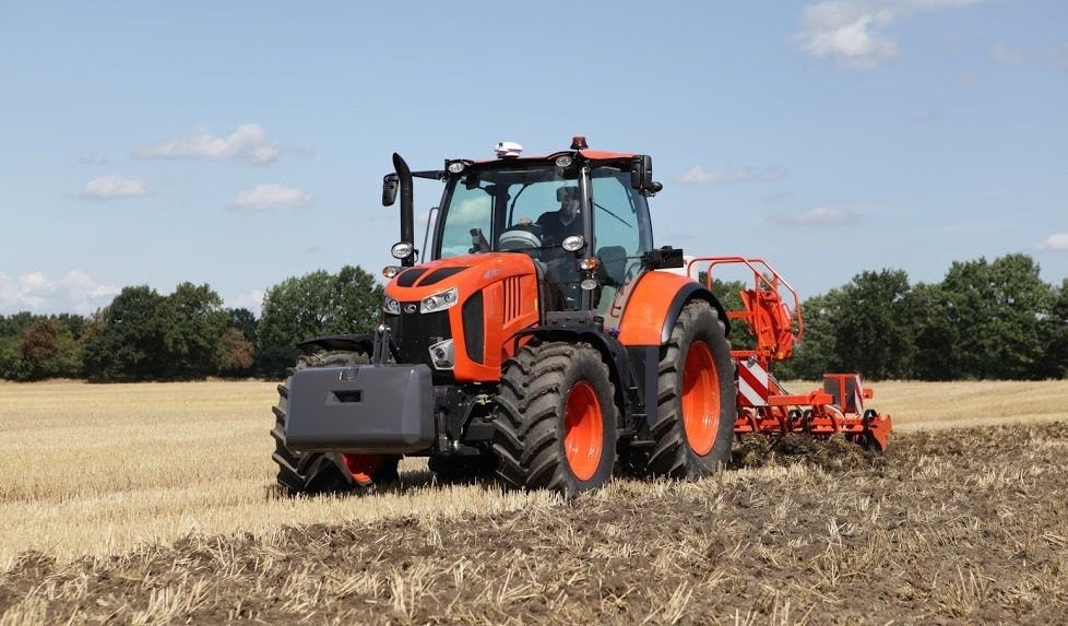 Kubota M9540 Tractor Hydraulic system