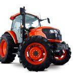 Kubota M9540 Tractor Overview