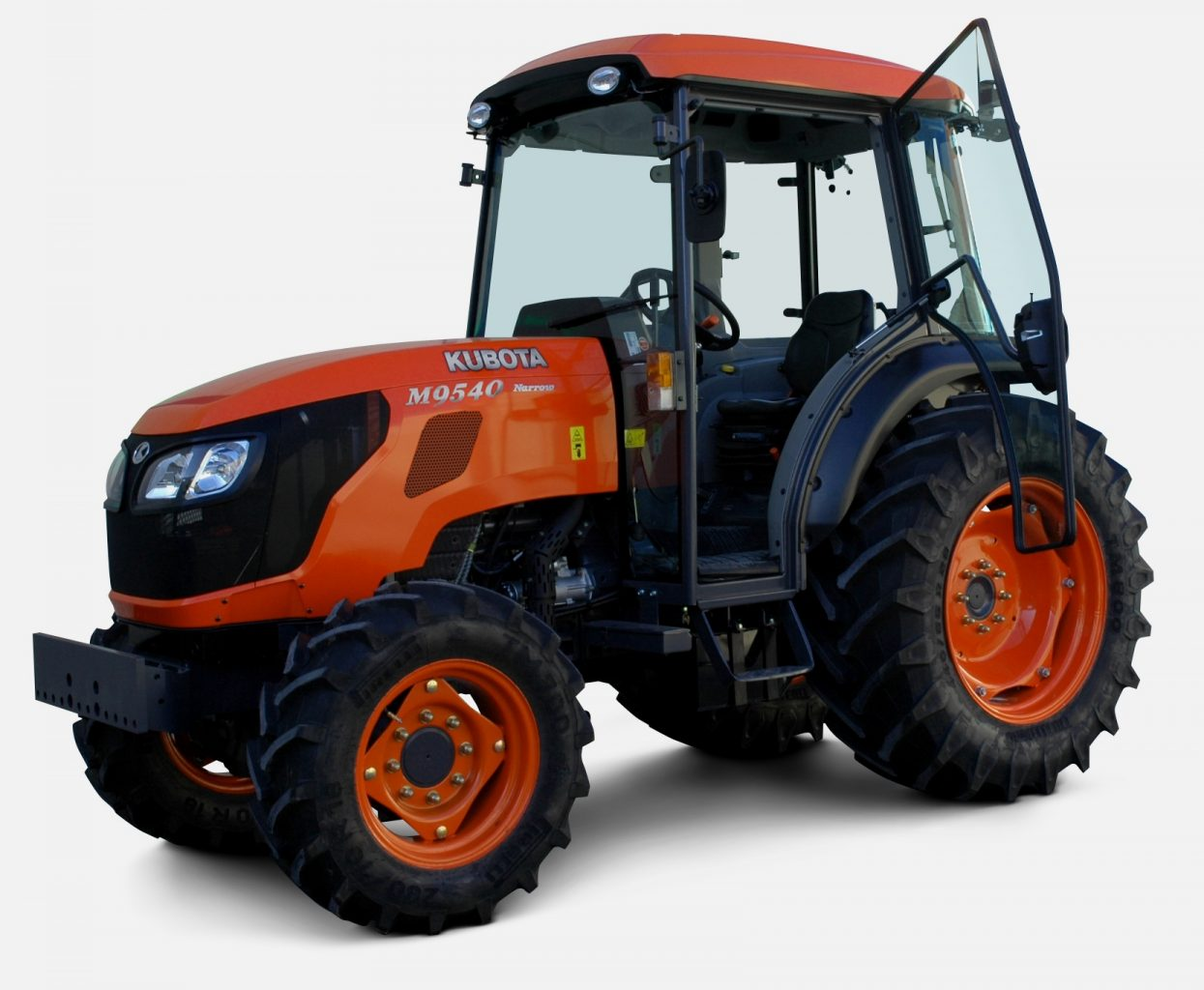 Kubota Tractor M : Kubota m price implements specs key featurs review