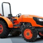 Kubota M9960 Low Profile Tractor