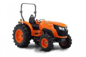 Kubota M MX5800 Tractor