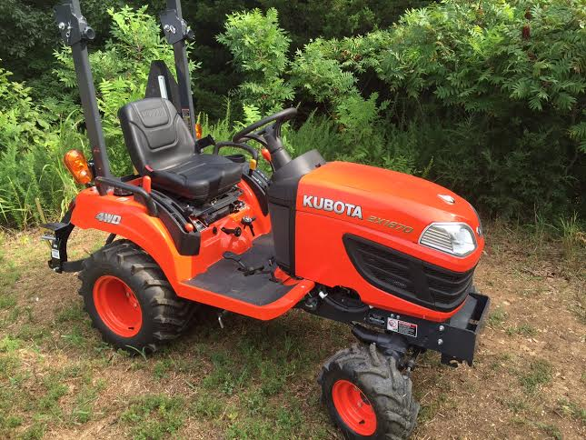 Kubota Tractor Wheels : Kubota bx price attachments tech specifications review