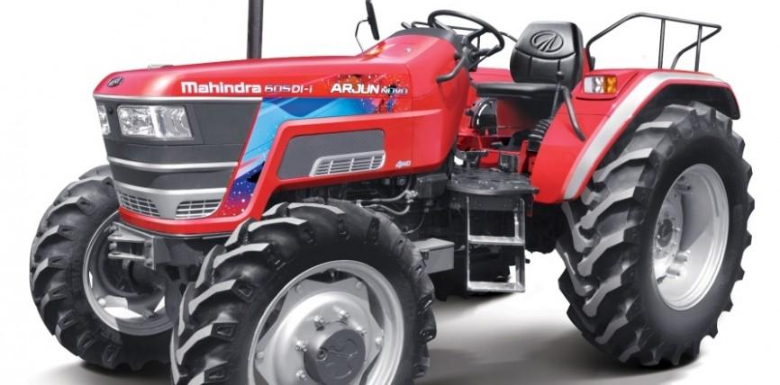 MAHINDRA-ARJUN-NOVO-4WD