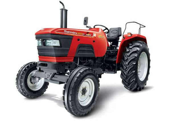 Mahindra 555 DI Power Plus Tractor Overview