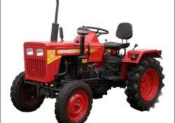Mahindra-Yuvraj-215 tractor