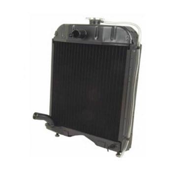 Massey ferguson 135 Cooling system