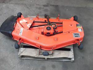 Mid-Mount Mower Kubota L5740 tractor