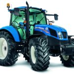 New Holland T5 105 Tractor Price Specs Implements and Review