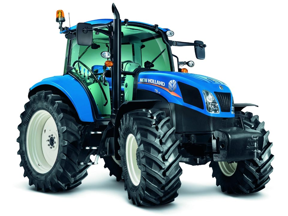 New Holland T5 105 Tractor