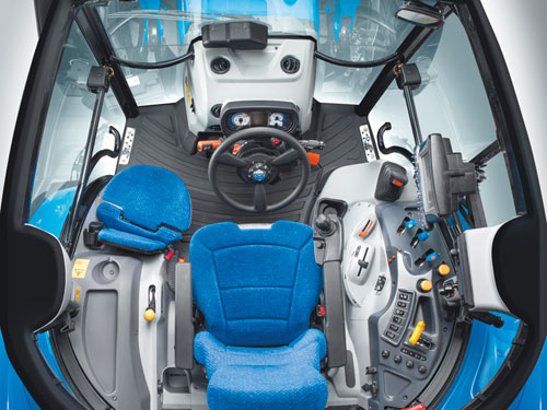 Tractor Transmission System : New holland t tractor price key features specs and reviews