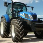 New Holland Agriculture T5.105 Electro Command Tractor Price Specs