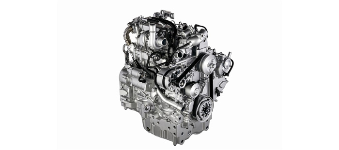 New-Holland-T5.115-Electro command Tractor engine