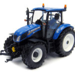 New Holland T5.115 Tractor Price FTP Engine Technical Specs Features and Review