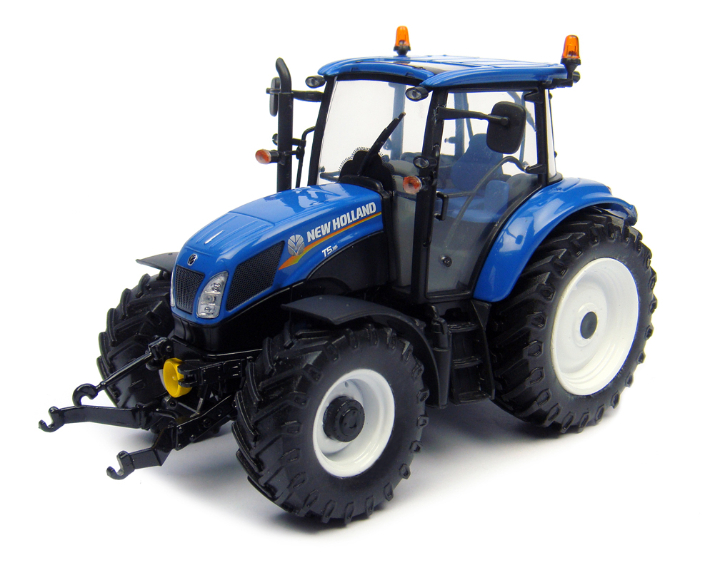 New Holland T5.115 Tractor Overview