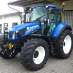New Holland T5.115 Electro Command Tractor overview
