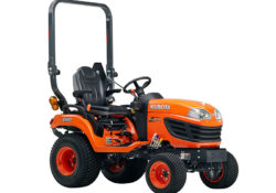 Overview of Kubota BX2370 sub compact tractor