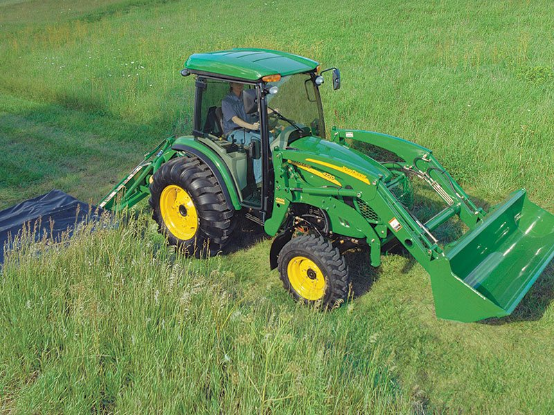 Overview of john deere 4720