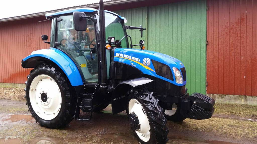 Price Of New Holland T5.115