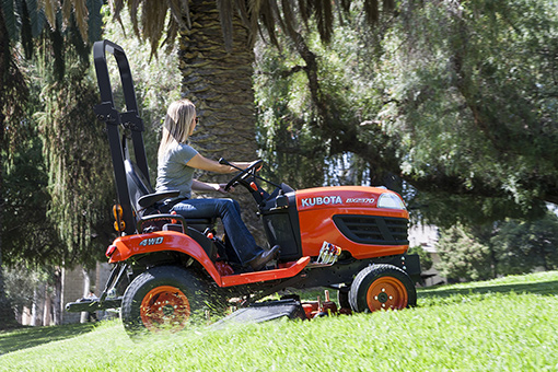 Price Of The Kubota BX1870 Sub Compact Tractor