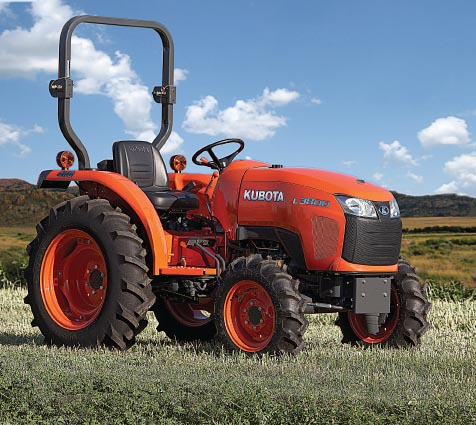 Price Of The Kubota L3800 Tractor