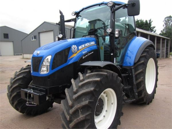 Price Of The New Holland T5.105