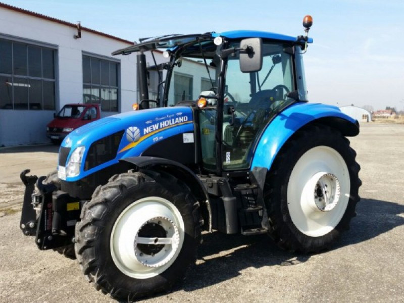 New Holland T5 95 Tractor Price Key Features Specs And Reviews