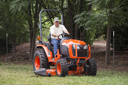 Price of Kubota B2601 tractor