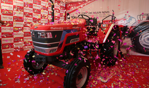 Price of Mahindra Arjun NOVO DI-MS