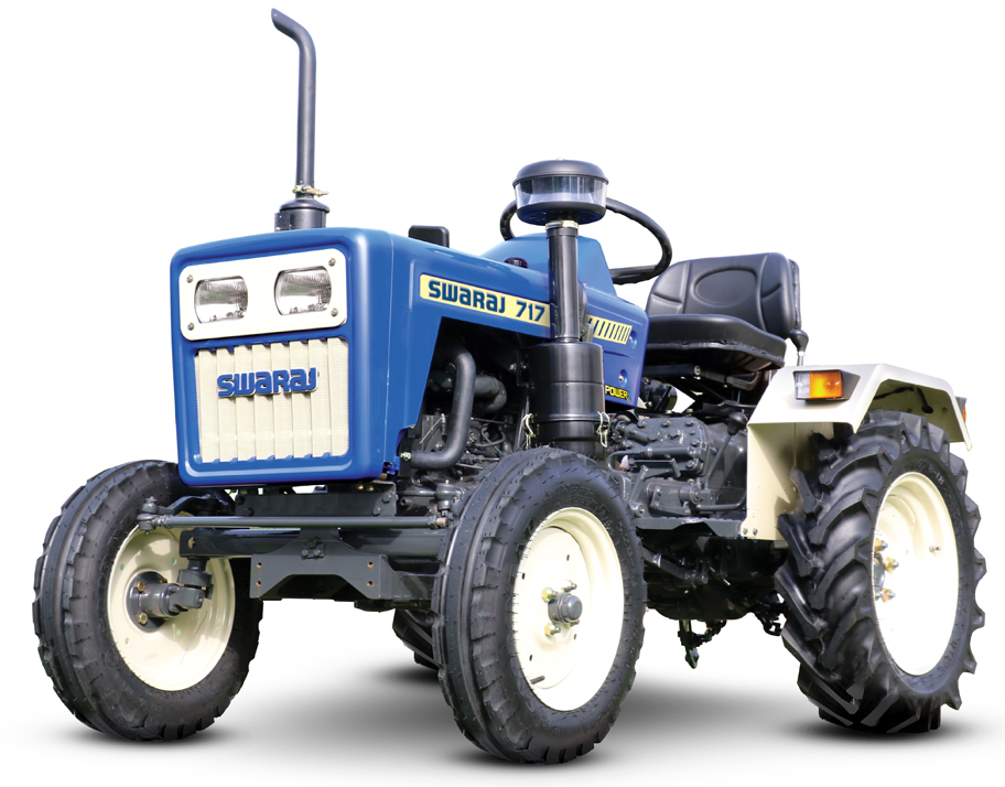 Swaraj 117 Mini Tractor overview