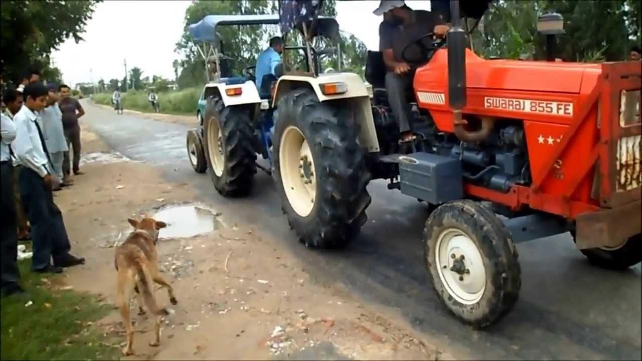 Swaraj 855 Tractor hydraulic systems