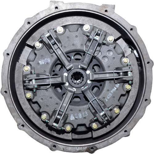 Swaraj FE 855 transmission dual clutch