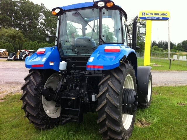 Tire Of New Holland T5.105 Tractor
