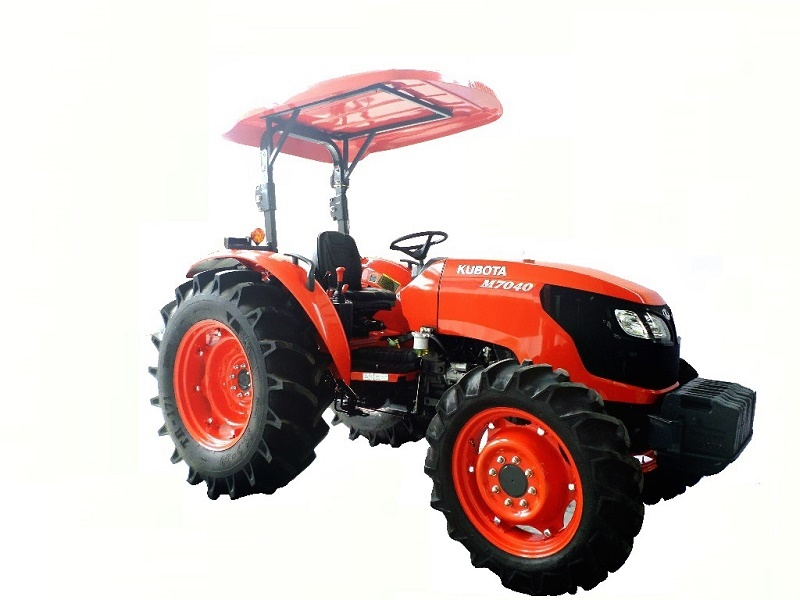 Kubota Tractor M : Kubota m specs price implements parts images and review