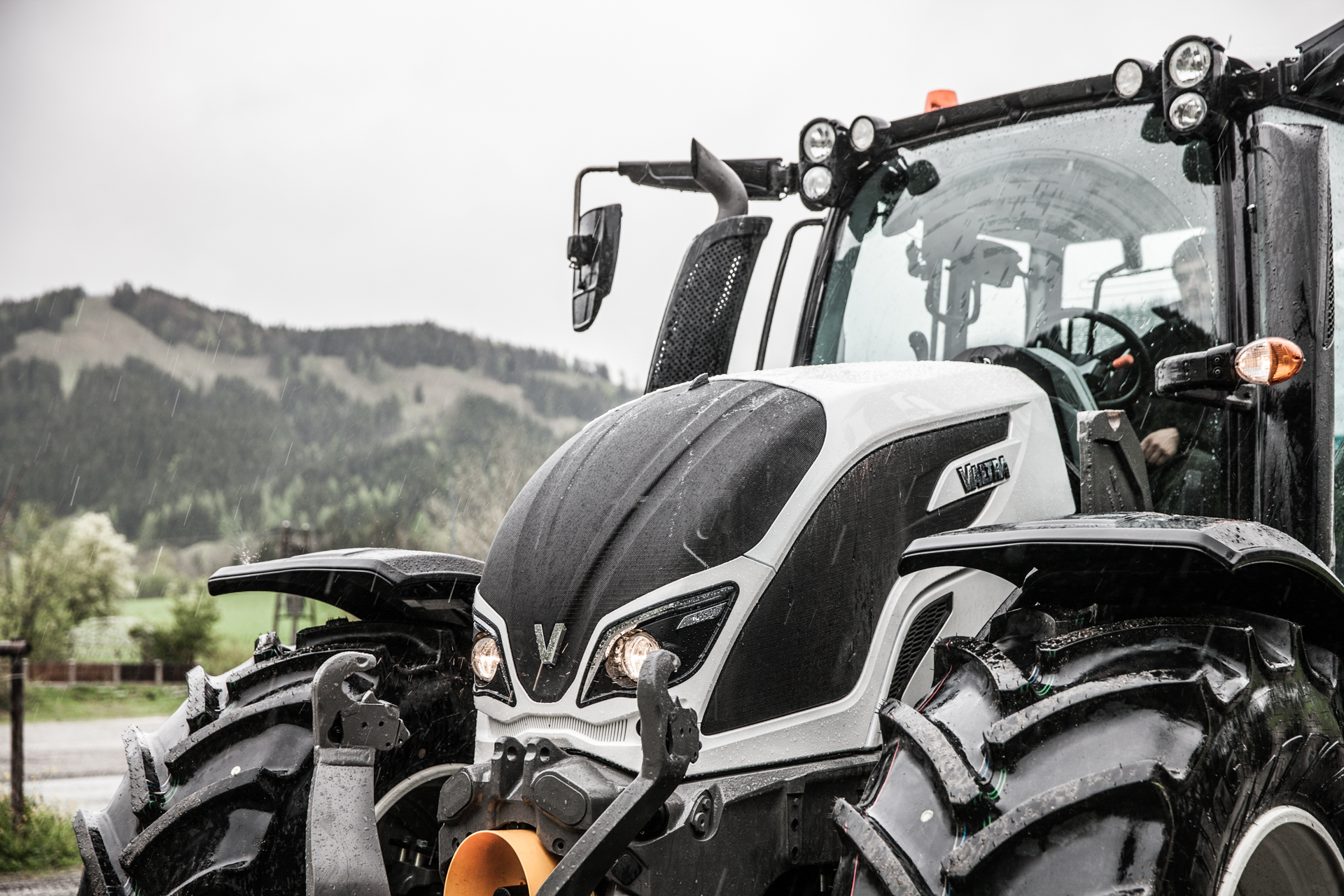 Valtra-Latest-Tracor-Model