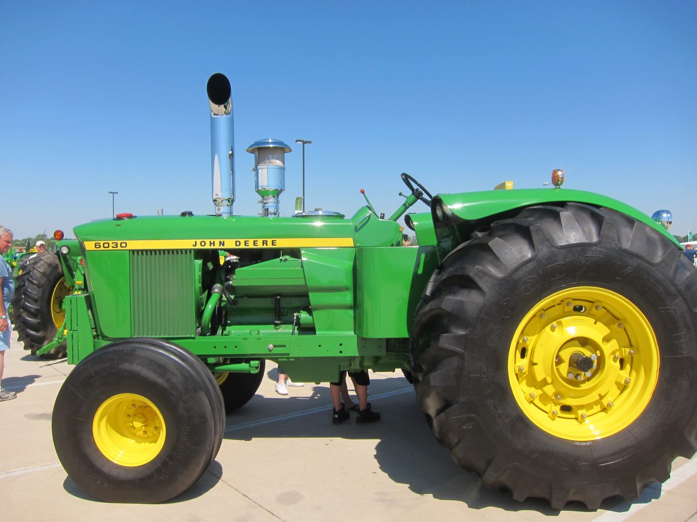 John Deere Engines : John deere overview history parts engine specifications